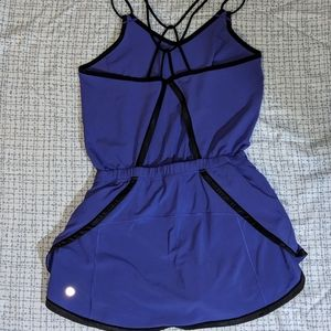 lululemon athletica Other - Lululemon sweaty or not runsie, size 6